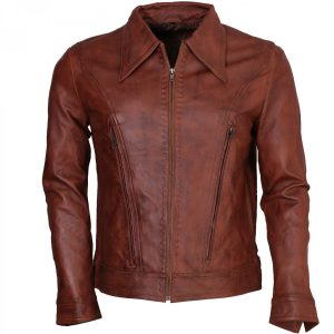 Hugh Jackman X-Mens Days of Future Past Wolverine Leather Jacket